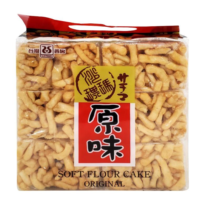 《西塢》原味沙琪瑪(450g/包)