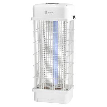 KINYO 10W電擊式捕蚊燈KL-621
