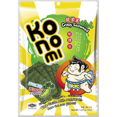 《KoNoMi》相撲手 脆紫菜-芥末口味(36g/包)