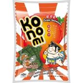 《KoNoMi》相撲手 脆紫菜-酸辣海鮮口味(36g/包)