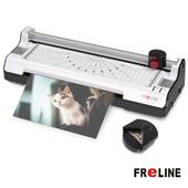 《FReLINE》A3六合一裁切護貝機_FM-6800