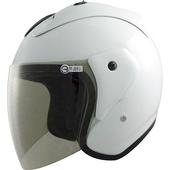 612半罩式安全帽(白色#XL)