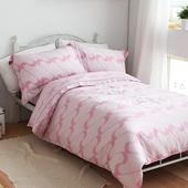 【Betrise 柔美情調】特大-頂級300支紗100%天絲TENCEL四件式兩用被床包組
