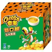 《奇多》隨口脆玉米濃湯味玉米脆(280g/ 包)