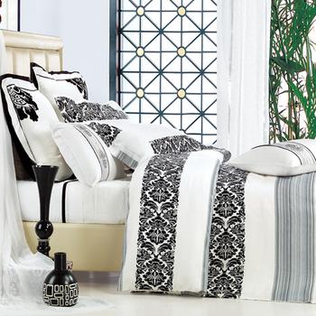★結帳現折★ 【Betrise 格律】雙人-頂級300支紗100%天絲TENCEL四件式兩用被床包組