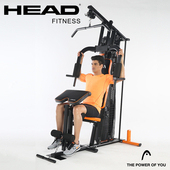 《HEAD 海德》綜合重量訓練機 H761