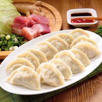禎祥 豬肉薑味水餃 (約100粒)