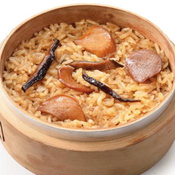 《禎祥》菌菇油飯 (純素)