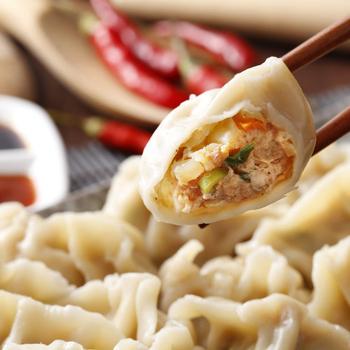 禎祥食品 手工麻辣水餃 (約40粒)