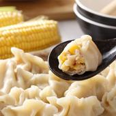 《禎祥食品》手工玉米水餃 (約40粒)