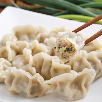 禎祥食品 手工蔥肉水餃 (約40粒)