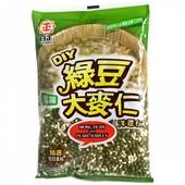 《日正》DIY優質綠豆大麥仁(400g/包)