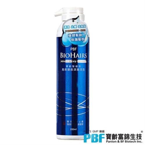 BIO-HAIRS 髮細胞 高效頭皮深層養髮潔露(200ml)