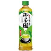 《御茶園》特撰日式綠茶(550ml*4瓶/組)