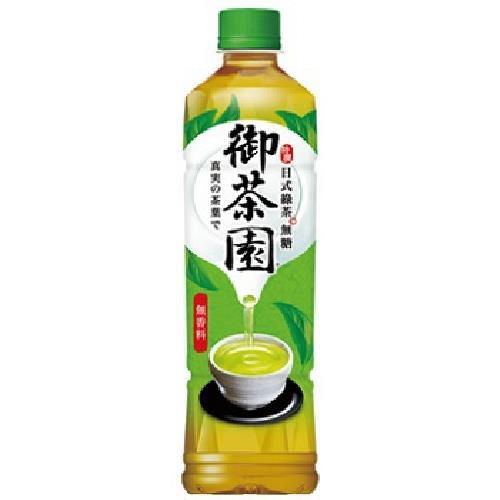 御茶園 特撰日式綠茶(550ml*4瓶/組)