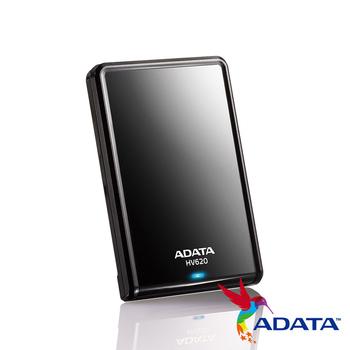 ADATA 威剛 HV620 1TB USB3.0 2.5 吋行動硬碟白/黑(黑色)