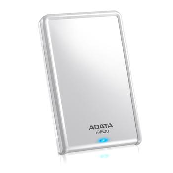 ADATA 威剛 HV620 1TB USB3.0 2.5 吋行動硬碟白/黑(白色)