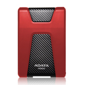 《ADATA 威剛》悍馬 HD650 1TB USB3.0 2.5吋軍規防震硬碟(紅色)