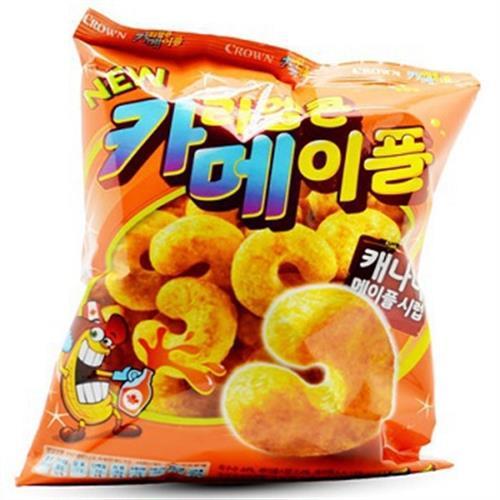 CROWN 皇冠大脆果 - 楓糖口味(74公克)