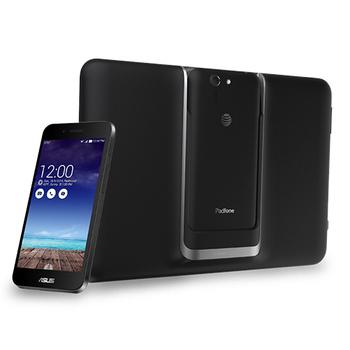 福利品 ASUS PadFone S (T00N) 四核變形手機+平板基座(黑)