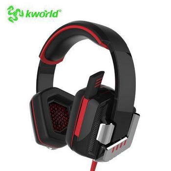 廣寰 電競頭戴式耳麥 KR55 7.1聲道 紅燈