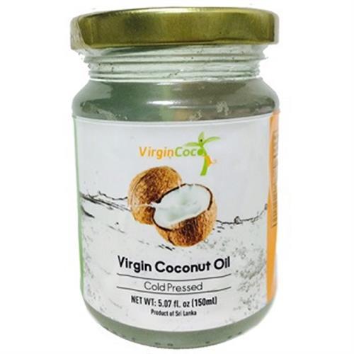 椰寶 冷壓初榨天然椰子油(150ml/瓶)
