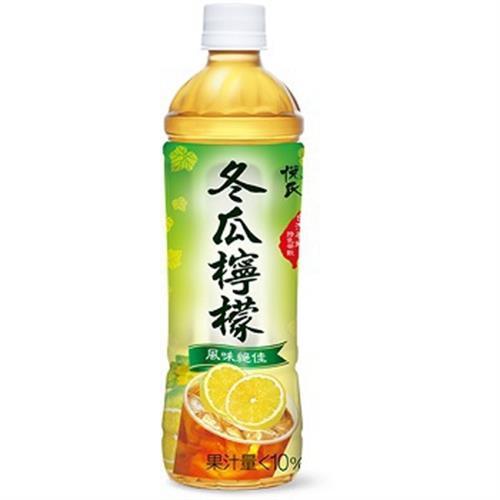 悅氏 冬瓜檸檬(550ml*4瓶/組)