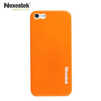 《Nexestek》Nexestek iPhone 5/5S/SE 糖果手機保護殼(橘色)