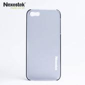 《Nexestek》Nexestek iPhone 5/5S/SE透明手機保護殼(質感黑色)