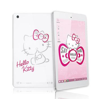 福利品 Genuine 捷元 GenPad 8 Hello Kitty (I08T3W) 32GB 平板電腦(白)
