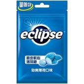 《Eclipse 易口舒》脆皮軟心薄荷糖-勁爽薄荷(60g)