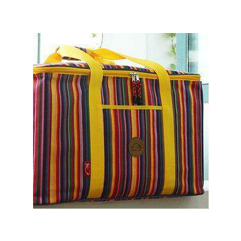 《Ridge Line》裝備收納袋-L 彩虹/民族風 二色 #FA81803RE、FA81803KA(彩虹)