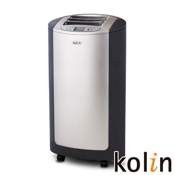 KOLIN歌林 12000BTU 6-8坪DIY四季型 暖/冷移動式空調(KD-301M03)送DIY專用可拆式窗戶隔板