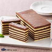 《米迦》巧克力千層蛋糕(蛋奶素)(430±50g)
