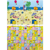《Baby Care皇冠》SNOOPY-海灘假期遊戲地墊(M)(185*125*1.2cm)