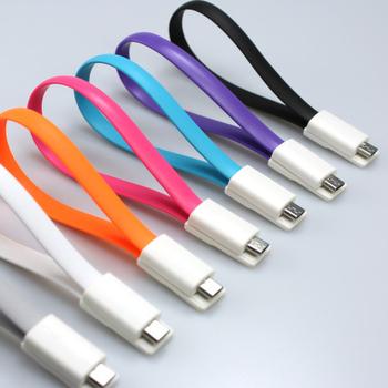 ★結帳現折★JTourist 時尚馬卡龍色Micro USB安卓手機充電線、傳輸線(可選色)(白)
