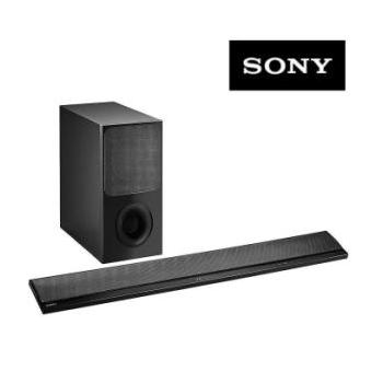 SONY 索尼 2.1 聲道 Soundbar 單件式環繞音響 HT-CT390