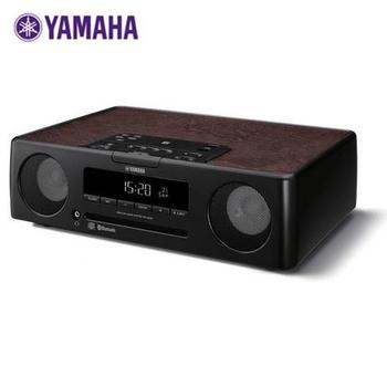 ★YAMAHA 【限量特價】山葉 TSX-B235 CD 藍芽 USB 桌上型 床頭音響(尊爵黑) 公司貨(TSX-B235)