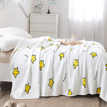 【Betrise】星夢-天竺棉針織舒適透氣涼被(150*200cm)