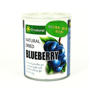 歐納丘 天然藍莓乾(150g/罐)