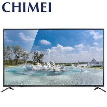 CHIMEI ↓限時優惠價 奇美 49吋 4K 聯網 液晶電視+視訊盒 TL-50M100