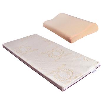 《吉加吉》兒童 記憶床墊、枕頭組  SBC-8212 (3歲以上適用)(兒童組)