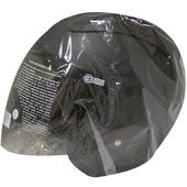 612半罩式安全帽(消光黑#XL)