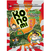 《KoNoMi》相撲手超大片烤海苔-香辣海鮮(48g/包)
