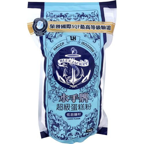 聯華實業 水手牌超級蛋糕粉(1kg)