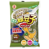 《日正》DIY優質綠豆子(400g/包)