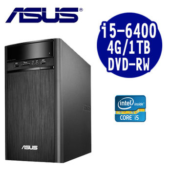 ASUS華碩 K31CD-0021A640UMD i5四核大容量套裝機