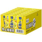《御茶園》特上檸檬茶(250ml*24包/箱)