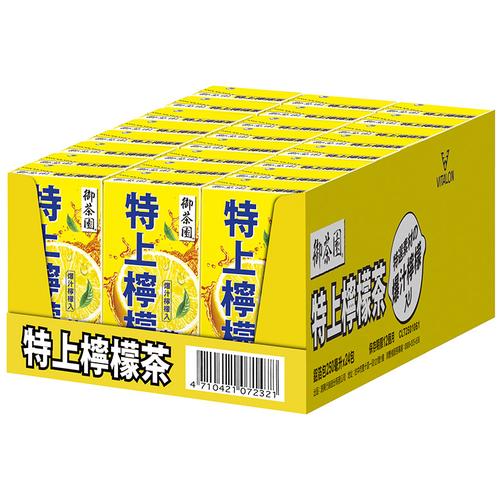 御茶園 特上檸檬茶(250ml*24包/箱)