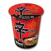 《農心》辛香菇杯麵(68g)